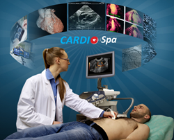 CARDIOSpa™, a technology product that enables cardiologists to provide holistic cardiac care to patients remotely