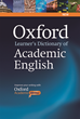 New dictionary focusing exclusively on academic English