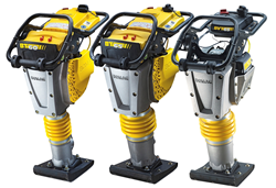 BOMAG tampers