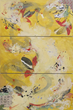 Recent Gestural Abstract Paintings Inspired By the Forces Of Nature by...