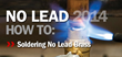 Sioux Chief's 'Soldering No Lead Brass' Technical Bulletin Available...
