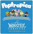 """Long-Awaited """"Monster Carnival"""" Debuts on Poptropica"""