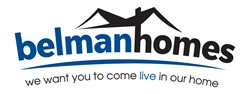 Belman Homes logo New Home Builder in Milwaukee and Waukesha