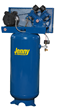 Jenny Products Introduces 60-Gallon Air Compressor