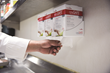 New oneSAFE single-glove dispensing system