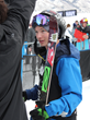 4FRNT Skis co-owner and Olympic gold medal winner David Wise - Photo courtesy of 4FRNT Skis