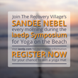 The Recovery Village's Sandee Nebel to Facilitate Yoga Sessions at...