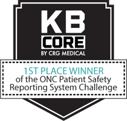 "KBCore ""Purple Button"" for Patient Safety Events"