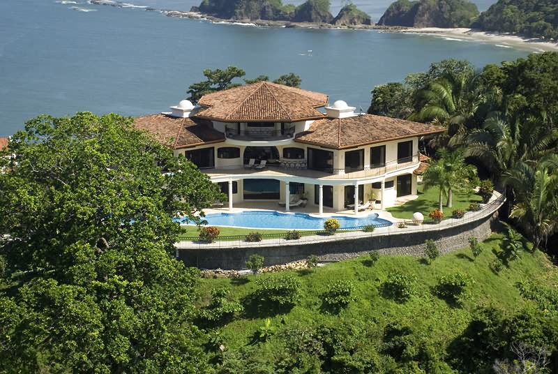 New luxury vacation rental villas added to mead brown for Villas for rent in costa rica