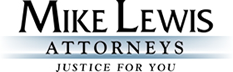 The logo of Winston-Salem, NC product liability law firm Mike Lewis Attorneys