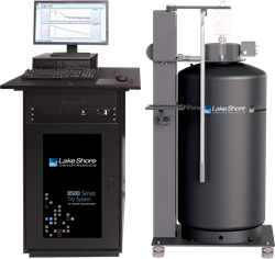 Lake Shore's THz materials characterization system