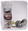 Announcing Secure Cap a New Anti-Vandal Deterrent Locking Oil Tank Cap...