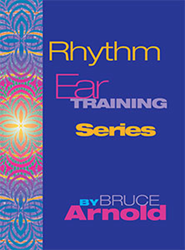 Rhythm Ear Training by Bruce Arnold