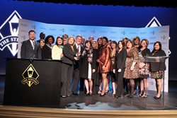 Delta Air Lines wins a 2014 Grand Stevie Award