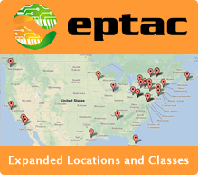 EPTAC Training Locations Across US & Canada