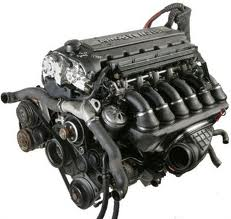 bmw 6 series 4.4l engines used