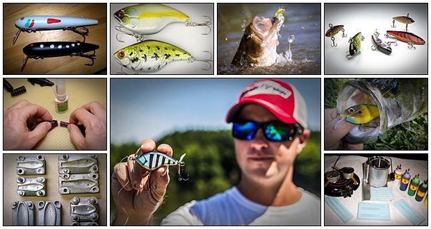 Make your own fishing lures review learn how to make for Make your own fishing lures