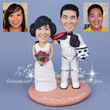 Funny Wedding Cake Topper Assortment Now Unveiled By FunDeliver.com