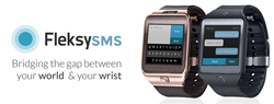 Fleksy - bridging the gap between your world and your wrist.