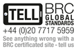 BRC Global Standards Launches New Whistleblower Service