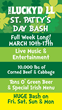 Lucky Dill Deli Presents Week Long St Patrick's Day Extravaganza...