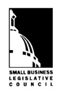 The SBLC Logo