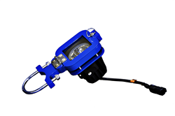 LED Blasting Gun Light with a Beam Capable of Reaching Distances to 600 Feet