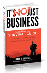 Cover for It's Not Just Business by Mark Nicholas