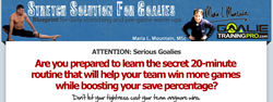 stretch solution for goalies review