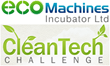 EcoMachines and CleanTech Challenge Logos