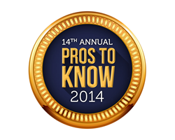 2014 Pros to Know