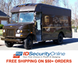 ID Security Online Now Offers Complimentary Shipping On $50+ Orders