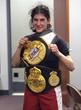 Roxanne Modafferi, MMA Fighter