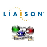 Liaison and Enhanced Retail Solutions Logos