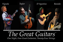 The Great Guitars