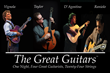 World-Class Great Guitars Tour Coming to 6 USA Cities in April 2014