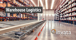 warehouse logistics by Invata Intralogistics