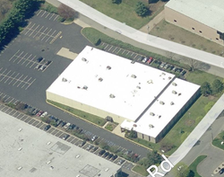 PTS' New Headquarters & Cloud Data Center Aerial View