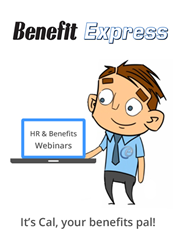 Benefit Express Webinars with Cal Your Benefits Pal