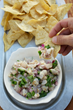 Chef Jon Bonnell recipe for ceviche