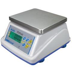 WBW scales from Adam Equipment are ideal for portion control applications during food production.