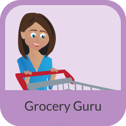 Grocery Guru on FansRave