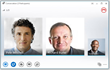 Microsoft Lync for conference calls