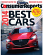 Consumer Reports 2014 Car Brand Report Cards