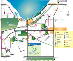 New Sylvan Lakes Homes for Sale in Crestview