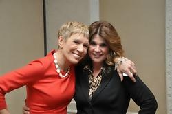 Shell Brodnax, RESA CEO and Barbara Corcoran from ABC's Shark Tank