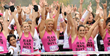 The SHAPE Diva Dash Women's Obstacle Run Kicks Off the 2014 Season...