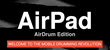 Projectron Software Launches Movement-based AirPad—Airdrum Edition iOS...