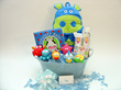 Baby Bath Spa Gift Basket