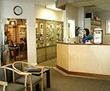 Reception Area of Weil Eye Care